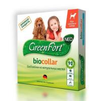 GreenFort NEO БиоОшейник для средних собак ,