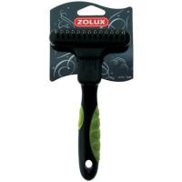 Скребница Zolux, комбинированная, 13 зубцов