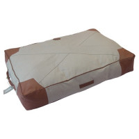 Classical Canvas подушка блок для домашних животных темная