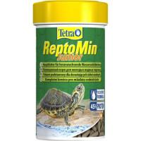 Корм Tetra ReptoMin Junior для молодых водных