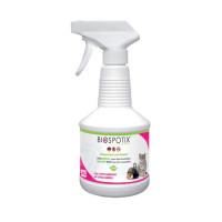 Biospotix Cat spray спрей от блох для кошек