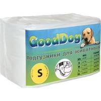 GoodDog подгузники для собак размер S