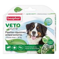 Капли Beaphar Bio Spot On для собак крупных
