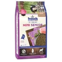 Сухой корм Bosch Mini Senior для пожилых
