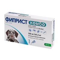 Фиприст Комбо (KRKA) для собак 20