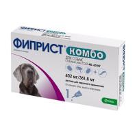 Фиприст Комбо (KRKA) для собак свыше
