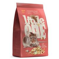 Little One корм для мышей