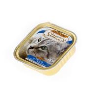 MISTER STUZZY CAT для котят с курицей
