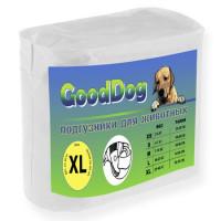 GoodDog подгузники для собак размер XL