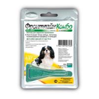 Капли Фронтлайн Комбо S для собак мелких пород