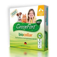 GreenFort NEO БиоОшейник для кошек и мелких собак