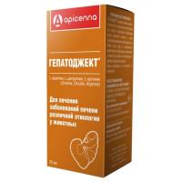 Apicenna Гепатоджект раствор для инъекций для лечения