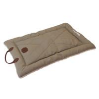 Classical Canvas подушка для домашних животных серо бежевая