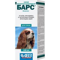 Барс спрей инсектоакарицидный для собак