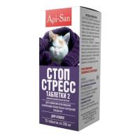 Api San Стоп Стресс таблетки для снижения