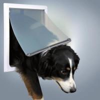 Дверца Trixie для собак с 2 функциями
