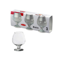 Набор бокалов для коньяка PASABAHCE  Bistro