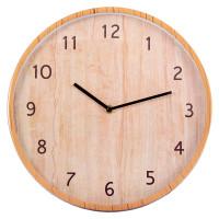 Часы настенные Эко стиль, размер: d30,5см