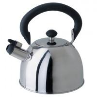 Чайник Regent, 2л, со свистком, нержавеющая сталь
