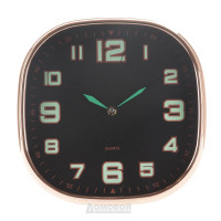 Часы настенные D., Квадрат с закругленными углами 6656,