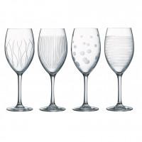 Набор бокалов для вина LUMINARC Лаунж клаб 4шт,