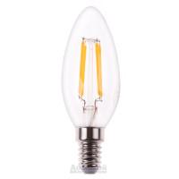 Лампа светодиодная, (7W) 230V E14 2700K,