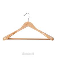 Вешалка для верхней одежды Домовой деревянная