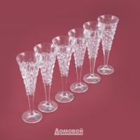 Набор бокалов для шампанского BOHEMIA JIHLLAVA Chelsey