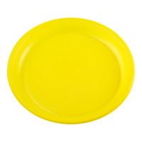 Набор тарелок одноразовых пластиковый RESTA LINE, 17см,