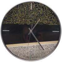 Часы настенные, Круг без цифр 9948, d30,5см,