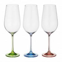 Набор бокалов для вина CRYSTALEX Виола