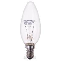 Лампа накаливания КАЛАШНИКОВО ДС (B36) 40Вт E14,