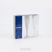 Набор бокалов для шампанского LUMINARC НИНОН 170мл,