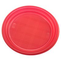 Набор тарелок одноразовых пластиковый RESTA LINE, 20,5см,
