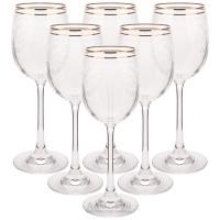 Набор бокалов для вина RONA Эсприт Паутинка, 260мл,