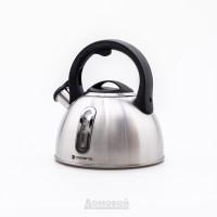 Чайник со свистком Polaris Alicante 3л, нерж.сталь