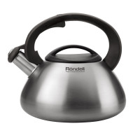Чайник Rondell Sieden RDS 088, 3л, нержавеющая сталь