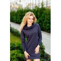 Платье с капюшоном pl.030.04