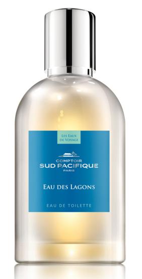 COMPTOIR SUD PACIFIQUE Вода туалетная Воды лагуны / LES EAUX DE VOYAGE 30 мл