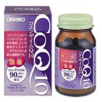 ORIHIRO Коэнзим Q10 с витаминами, капсулы