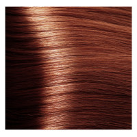 KAPOUS 7.44 крем краска для волос