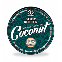 SOLBIANCA Масло твердое с маслом кокоса