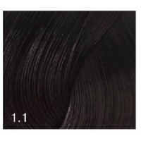 BOUTICLE 1/1 краска для волос, ледяной черный