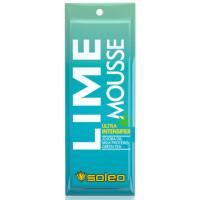 SOLEO Ультраусилитель загара, лимонный мусс / Lime