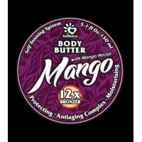 SOLBIANCA Масло твердое с маслом манго, маслом