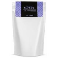 HUILARGAN Скраб аргановый солевой от растяжек