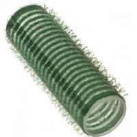 SIBEL Бигуди липучки зеленые 21 мм