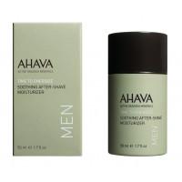 AHAVA Крем успокаивающий увлажняющий после бритья / Time