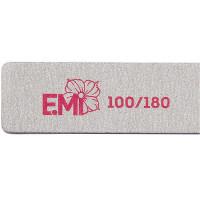 E.MI Пилка для ногтей 100/180
