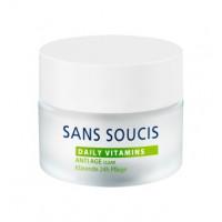 SANS SOUCIS Крем антивозрастной себорегулирующий для жирной